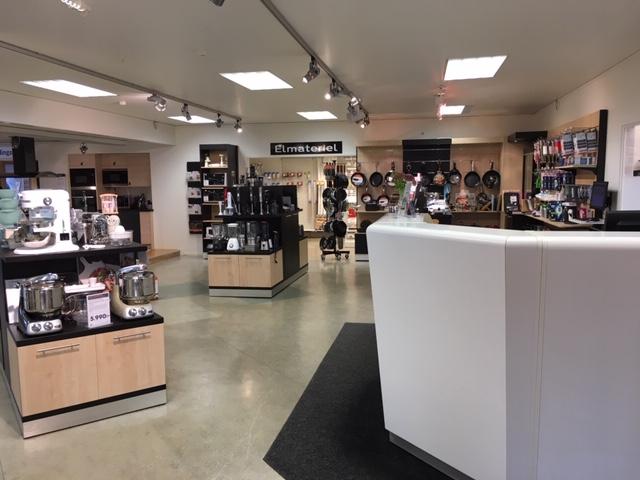 Sjöstads Elektriska i Vänersborg vitvarubutik